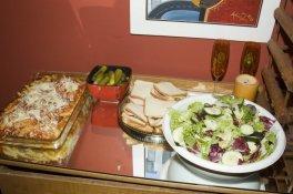 Bday 32 Food Display